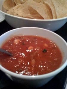 Mestiza's salsa